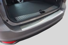 Edelstahl-Ladekantenschutz für Peugeot 4007 SUV