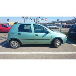 Kunststoff Anhänger Kotflügel für FIAT PUNTO II HTP 5-Türen 1999-2010