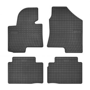 Gummi Fußmatten für KIA SPORTAGE III 4-teilige 2011-2015
