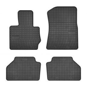 Gummi Fußmatten für BMW X3 F25 4-teilige 2011-up