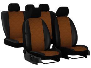 Autopoťahy na mieru Kožené AUDI Q7 II 7m. (2015-2020)