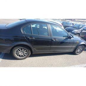 Kunststoff Anhänger Kotflügel für BMW E46 COMBI 1998-2007 5-Türen