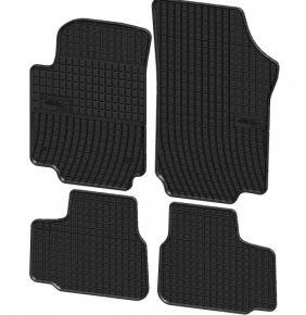 Gummi Fußmatten für SEAT Mii 4-teilige 2011-