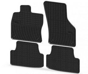 Gummi Fußmatten für AUDI A3 4-teilige 2012-