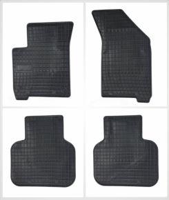 Gummi Fußmatten für FIAT FREEMONT 4-teilige 2011-