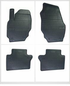 Gummi Fußmatten für VOLVO S80 4-teilige 2006-