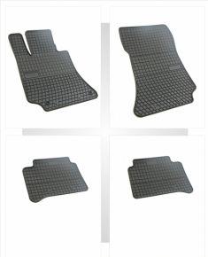 Gummi Fußmatten für MERCEDES CLS 4-teilige 2011-