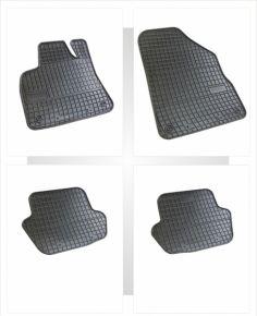 Gummi Fußmatten für CITROEN DS5 4-teilige 2011-