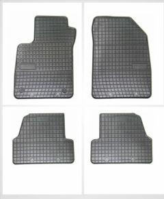 Gummi Fußmatten für OPEL MOKKA 4-teilige 2012-