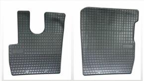 Gummi Fußmatten für DAF CF EURO 6 2-teilige 2014-