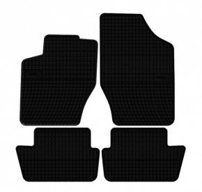 Gummi Fußmatten für PEUGEOT 307 4-teilige 2001-2008