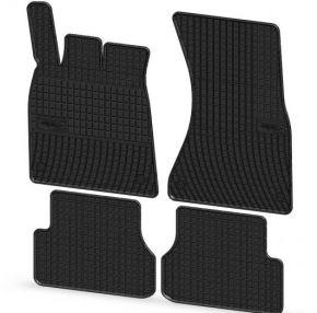 Gummi Fußmatten für AUDI A7 Sportback 4-teilige 2010-