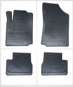 Gummi Fußmatten für CITROEN C2 4-teilige 2003-2009