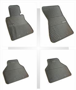 Gummi Fußmatten für BMW 7 4-teilige 2001-2008