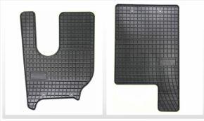 Gummi Fußmatten für RENAULT T 2-teilige 2013-