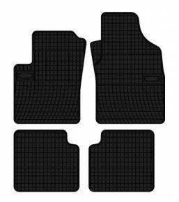 Gummi Fußmatten für FORD KA 4-teilige 2008-