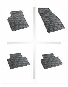 Gummi Fußmatten für VOLVO V40, V50, V60, V70 4-teilige 2005-