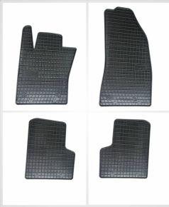 Gummi Fußmatten für JEEP RENEGADE 4-teilige 2014-
