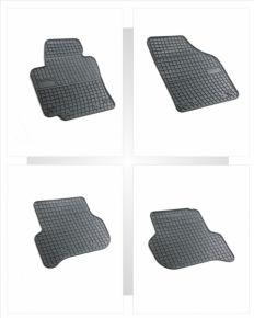 Gummi Fußmatten für VOLKSWAGEN VW GOLF 4-teilige 2005-