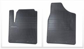 Gummi Fußmatten für VOLKSWAGEN VW SHARAN 2-teilige 1995-2010