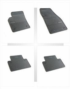 Gummi Fußmatten für VOLVO C30 4-teilige 2005-