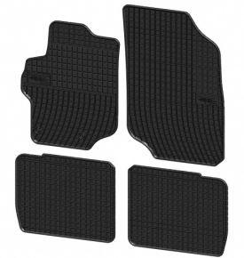 Gummi Fußmatten für CITROEN C-ELYSEE 4-teilige 2012-