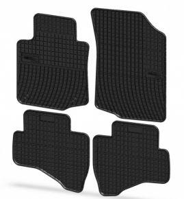 Gummi Fußmatten für CITROEN C1 4-teilige 2005-2014