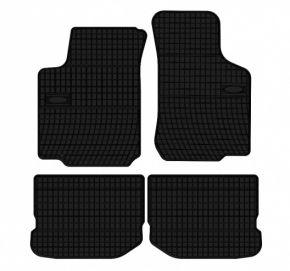 Gummi Fußmatten für SEAT LEON 4-teilige 1999-2005