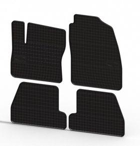 Gummi Fußmatten für FORD C-MAX 4-teilige 2011-