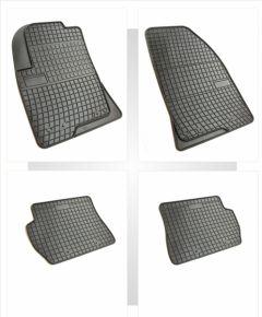 Gummi Fußmatten für FORD FIESTA 4-teilige 2002-2006