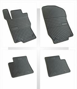 Gummi Fußmatten für MERCEDES M-CLASS 4-teilige 2005-2011