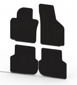 Gummi Fußmatten für VOLKSWAGEN VW JETTA 4-teilige 2011-