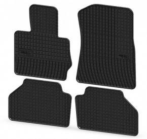 Gummi Fußmatten für BMW X3 4-teilige 2011-