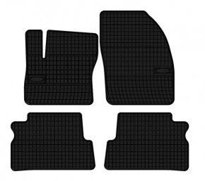 Gummi Fußmatten für FORD C-MAX 4-teilige 2003-2010