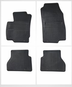 Gummi Fußmatten für FORD B-MAX 4-teilige 2012-