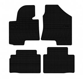 Gummi Fußmatten für HYUNDAI ix35 4-teilige 2009-