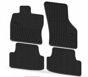 Gummi Fußmatten für VOLKSWAGEN VW GOLF 4-teilige 2012-