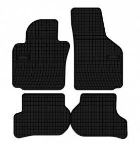 Gummi Fußmatten für SEAT LEON 4-teilige 2005-2012