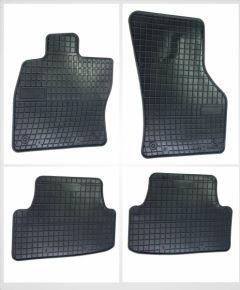 Gummi Fußmatten für SEAT LEON 4-teilige 2013-