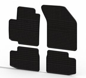 Gummi Fußmatten für SUZUKI SX4 4-teilige 2006-2013