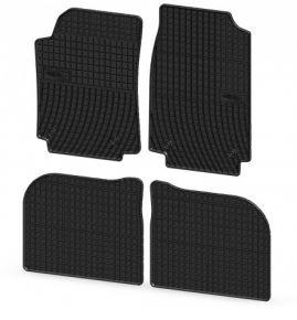 Gummi Fußmatten für AUDI Q3 4-teilige 2011-