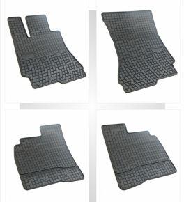 Gummi Fußmatten für MERCEDES S-CLASS 4-teilige 2005-2013