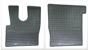 Gummi Fußmatten für DAF 2-teilige 2014-