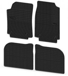 Gummi Fußmatten für AUDI A6 4-teilige 1994-1997