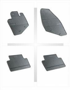 Gummi Fußmatten für VOLVO S60 4-teilige 2000-2009
