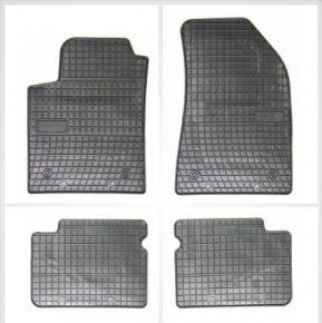 Gummi Fußmatten für FIAT BRAVO/ BRAVA 4-teilige 2007-2014
