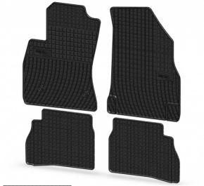 Gummi Fußmatten für FIAT DOBLO 4-teilige 2001-2008