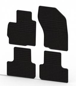 Gummi Fußmatten für PEUGEOT 4008 4-teilige 2012-