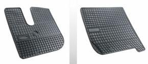 Gummi Fußmatten für IVECO STRALIS 2-teilige 2002-