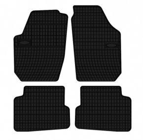 Gummi Fußmatten für SEAT CORDOBA 4-teilige 2009-